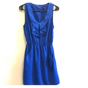 Adorable Blue Gap Mini dress